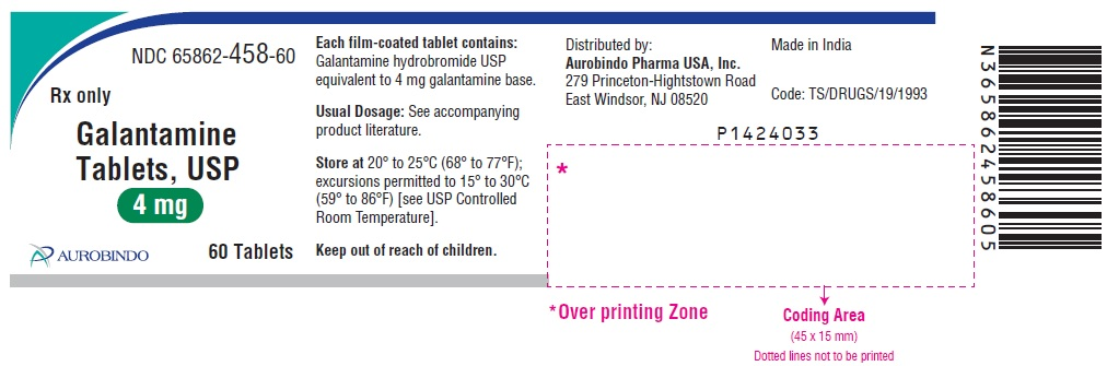 PACKAGE LABEL-PRINCIPAL DISPLAY PANEL - 4 mg (60 Tablets Bottle)