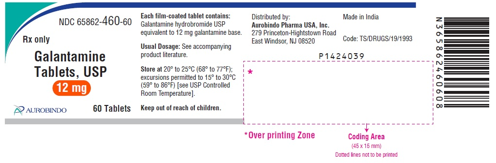 PACKAGE LABEL-PRINCIPAL DISPLAY PANEL -12 mg (60 Tablets Bottle)