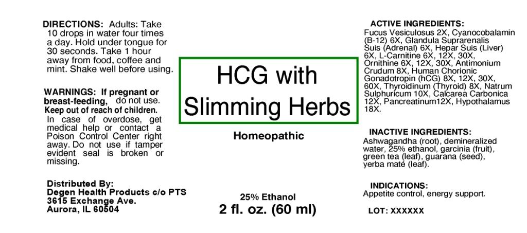 HCG with Slimming Herbs