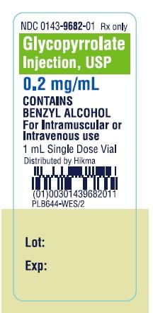 Glycopyrrolate Injection [West-ward Pharmaceutical Corp]