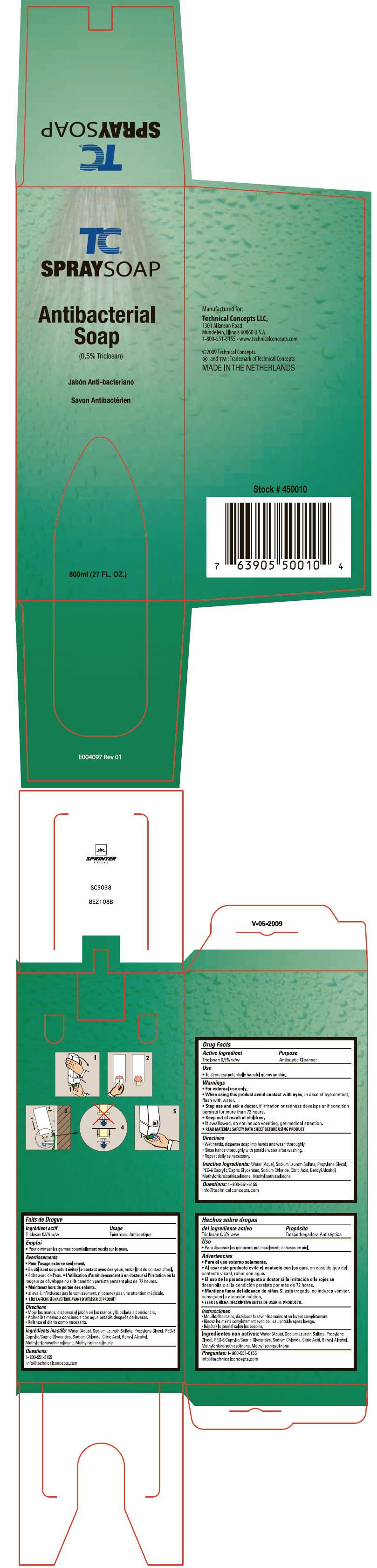 Principal Display Panel - 800 ml Carton
