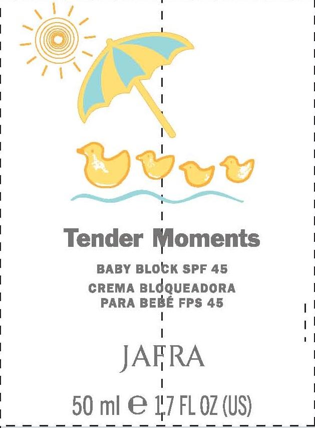 Tender Moments SPF-45 ART_50mL_Tube-FR