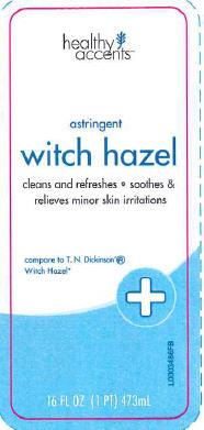 Witch Hazel Liquid [Dza Brands]