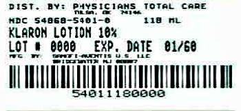PRINCIPAL DISPLAY PANEL - 118mL Bottle Carton