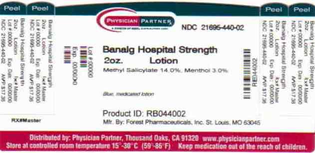 Banalg Hospital Strength