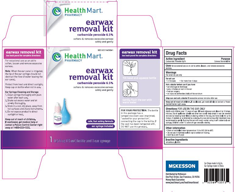 Earwax Removal Kit Liquid [Mckesson]