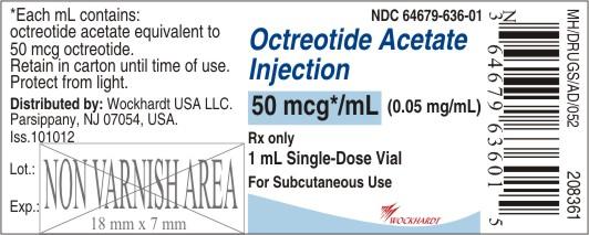 Octreotide Acetate Injection [Wockhardt Usa Llc.]