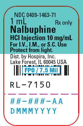 Label NDC 0409-1463-01