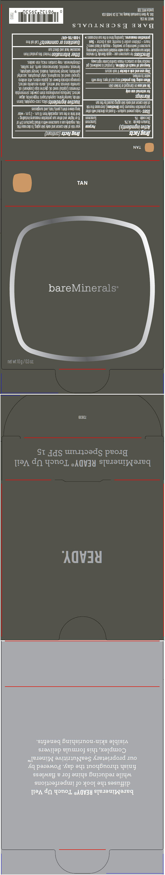 Principal Display Panel - 10 g Tray Carton - Tan