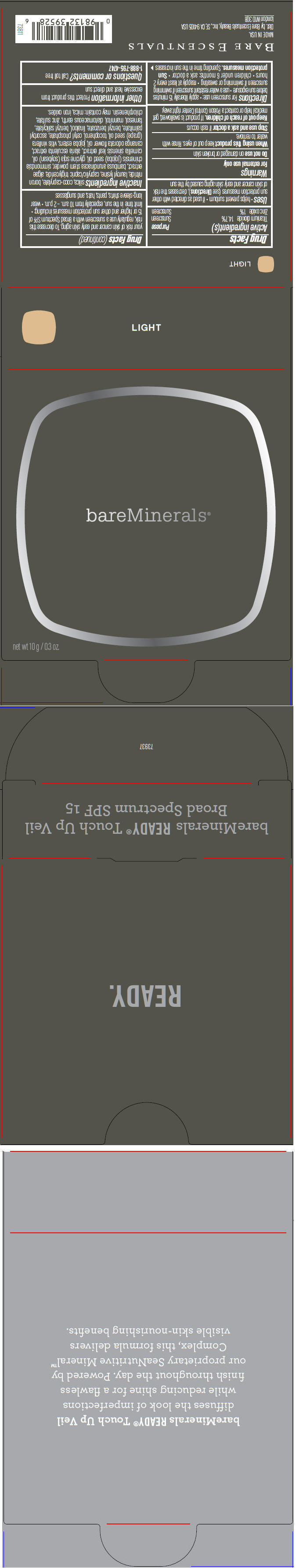Principal Display Panel - 10 g Tray Carton - Light