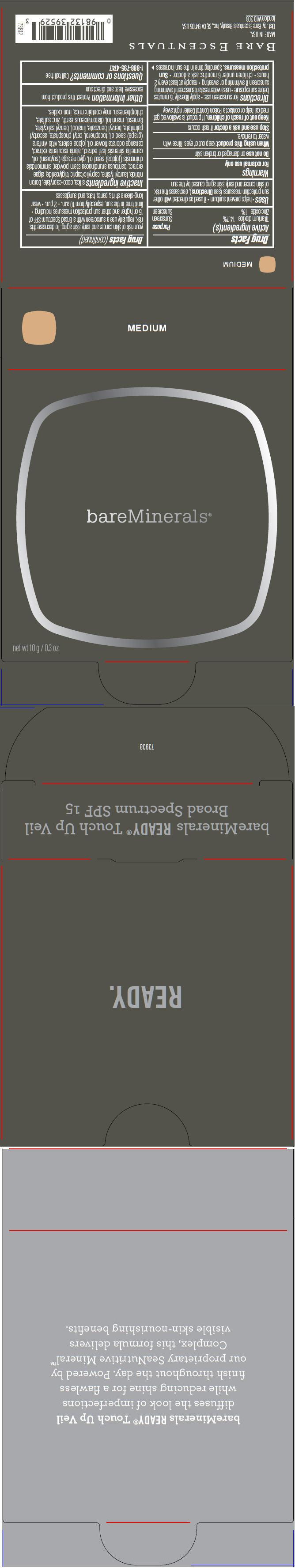 Principal Display Panel - 10 g Tray Carton - Medium