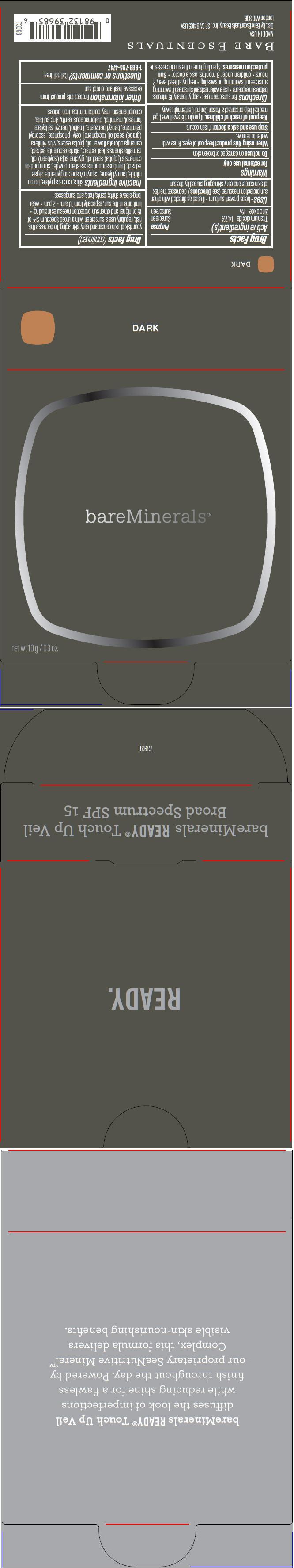 Principal Display Panel - 10 g Tray Carton - Dark