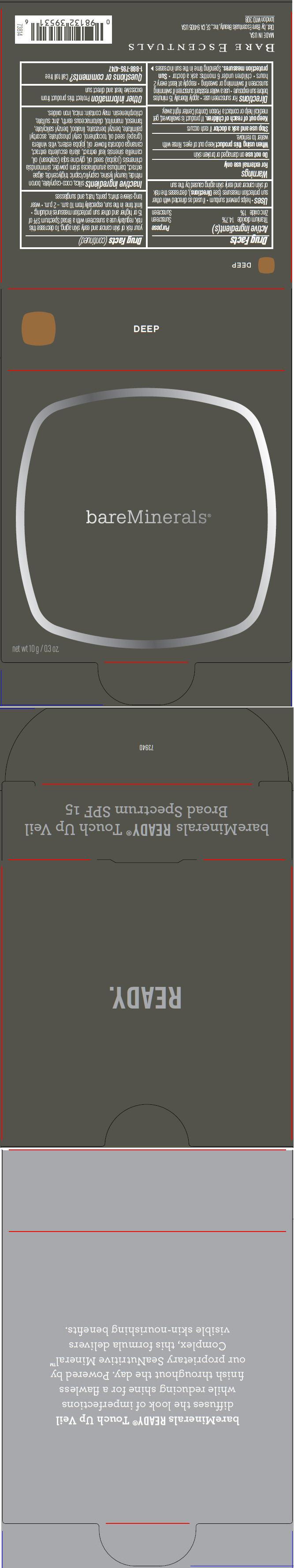 Principal Display Panel - 10 g Tray Carton - Deep