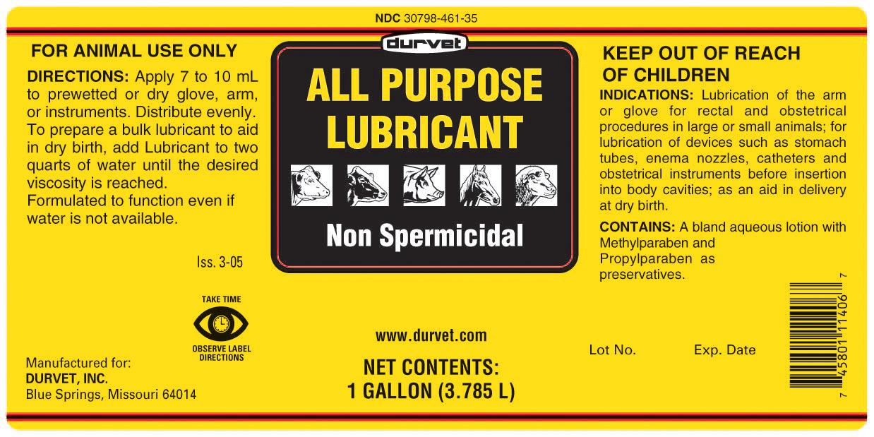 All Purpose Lubricant (Propylene Glycol) Gel [Duravet, Inc]
