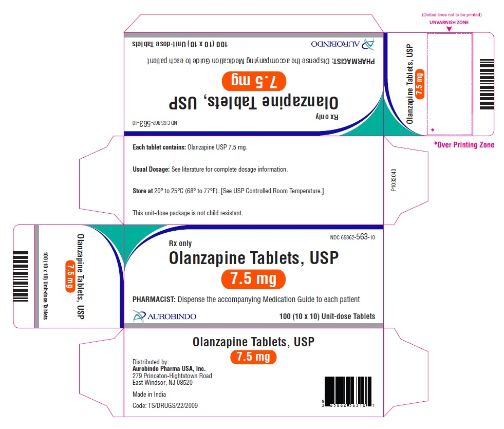PACKAGE LABEL-PRINCIPAL DISPLAY PANEL - 7.5 mg Blister Carton (10 x 10 Unit-dose)