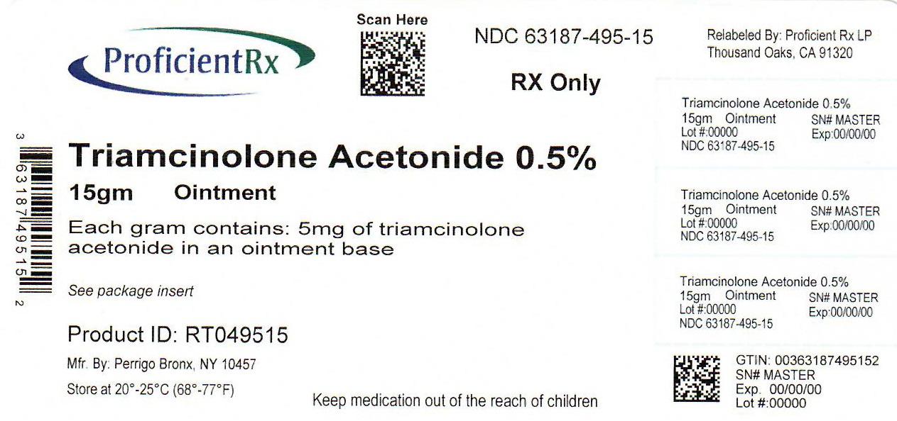 Triamcinolone Acetonide Ointment [Proficient Rx Lp]