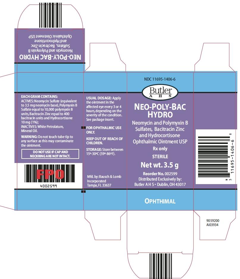 NEO-POLY-BAC HYDRO (Carton, 3.5 gram - Butler)