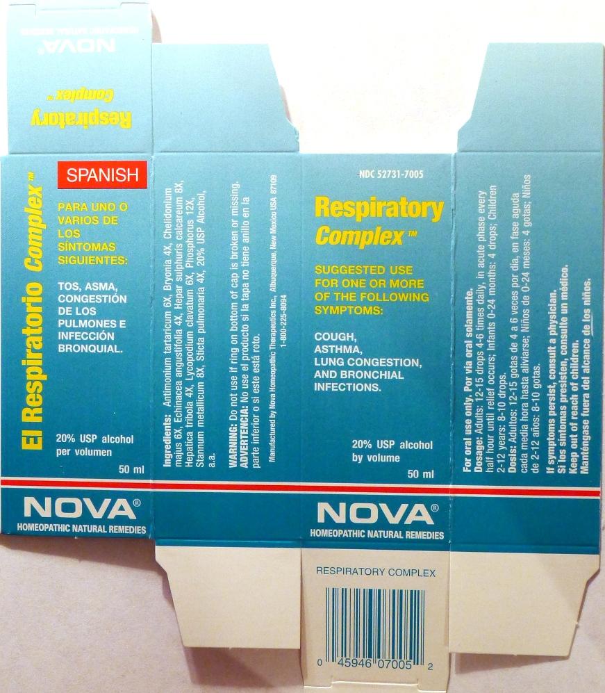 Respiratory Complex Box