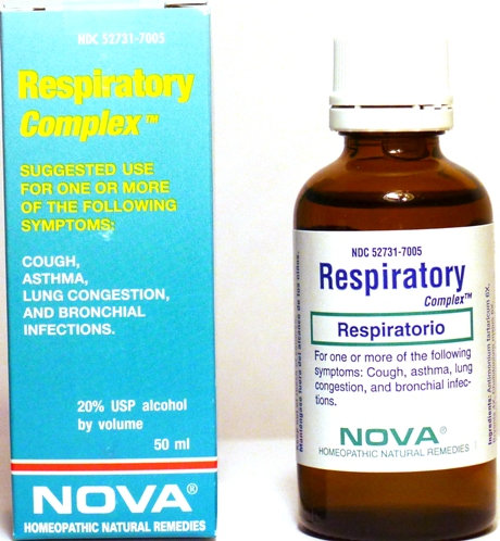 Respiratory Complex Product