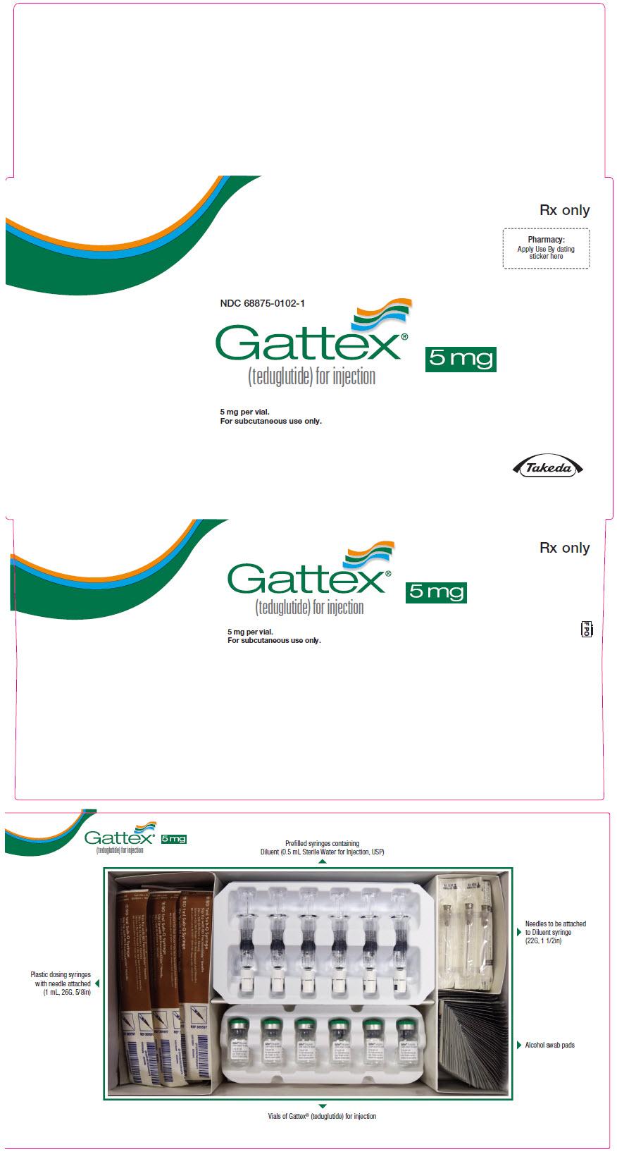 PRINCIPAL DISPLAY PANEL - 30 Vial Kit Carton