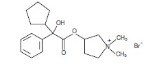 Glycopyrrolate Tablet [Excellium Pharmaceutical, Inc.]