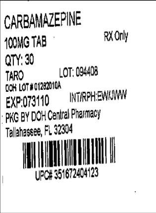 Label Image (Taro) 100mg