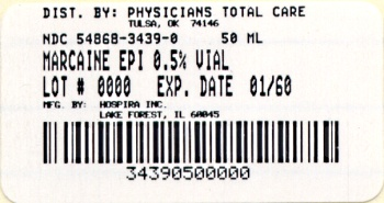 label ndc 54868-3439