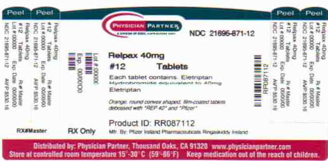 Relpax 40 mg