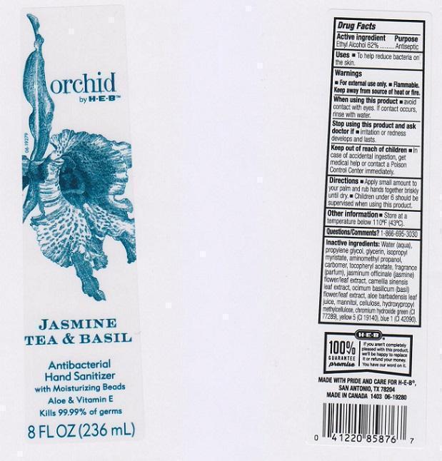 Orchid Jasmine Tea And Basil (Ethyl Alcohol) Liquid [H E B]