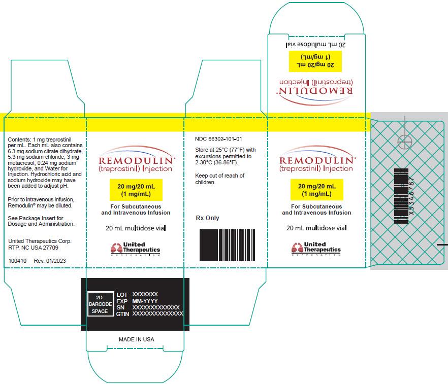 Principal Display Panel - 1 mg/mL Vial Carton
