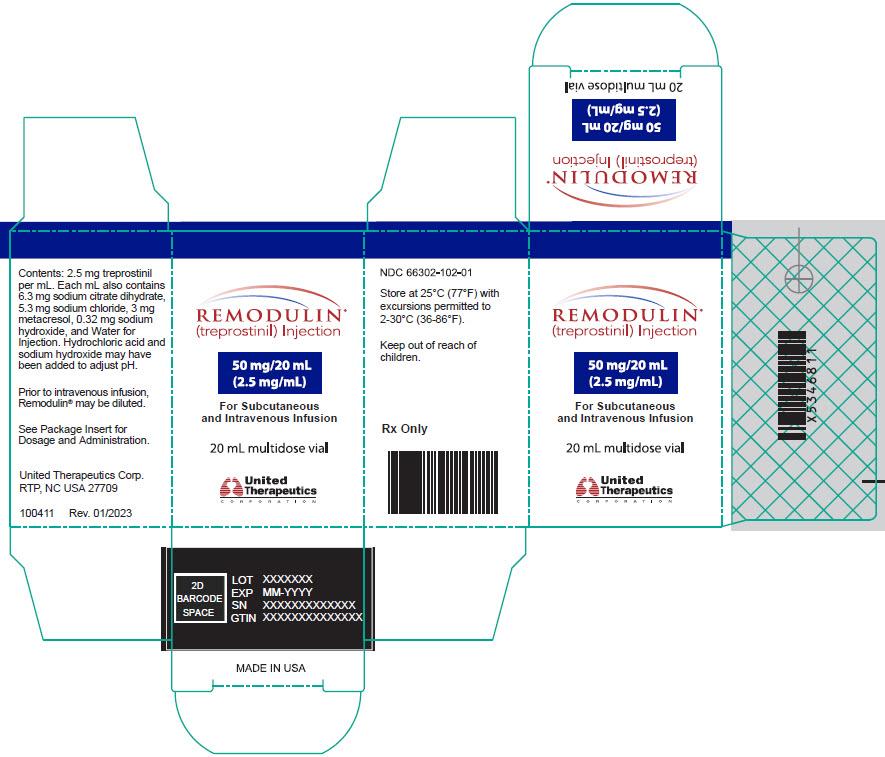 PRINCIPAL DISPLAY PANEL - 2.5 mg/mL Vial Carton
