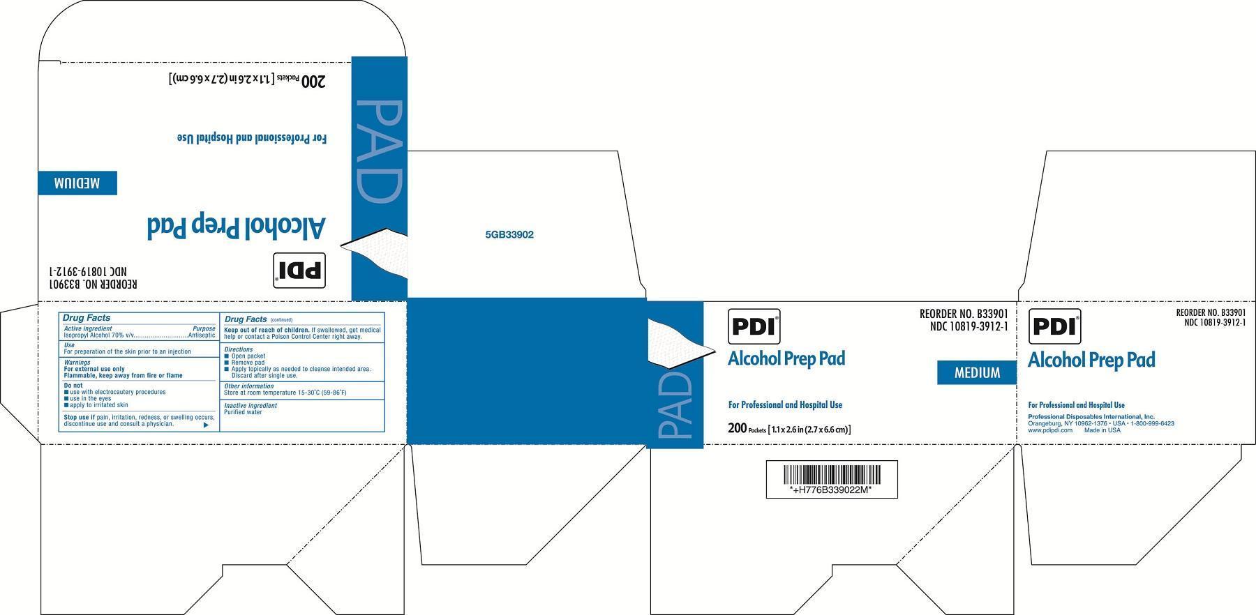 Image of Medium Box Label