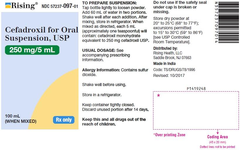 Cefadroxil Powder, For Suspension [Citron Pharma Llc]