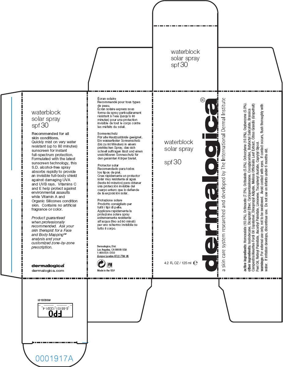 Principal Display Panel - 125 ml Bottle Carton
