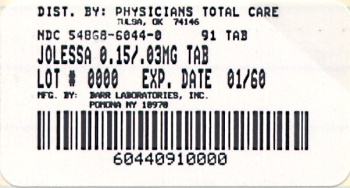 image of 0.15/0.3 mg package label