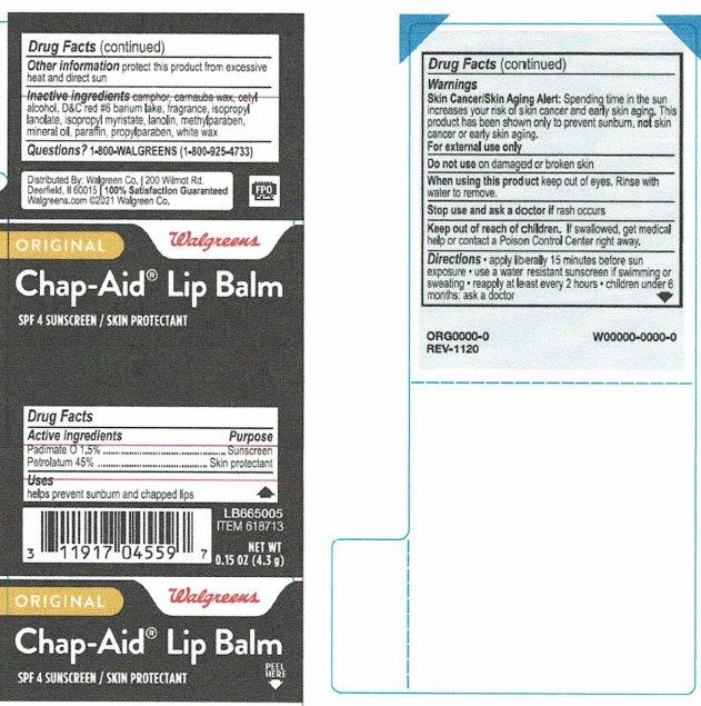 Chap-Aid Lip Balm