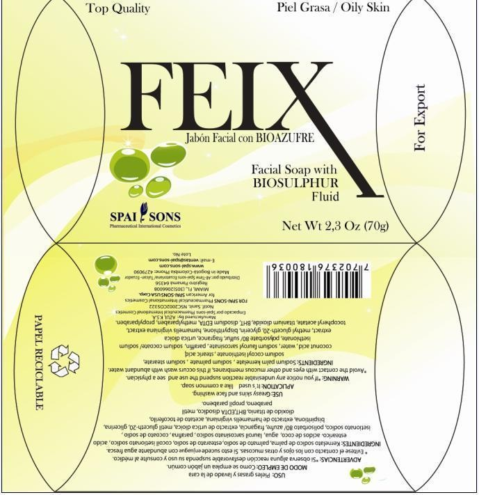 IMAGE OF THE CARTON LABEL