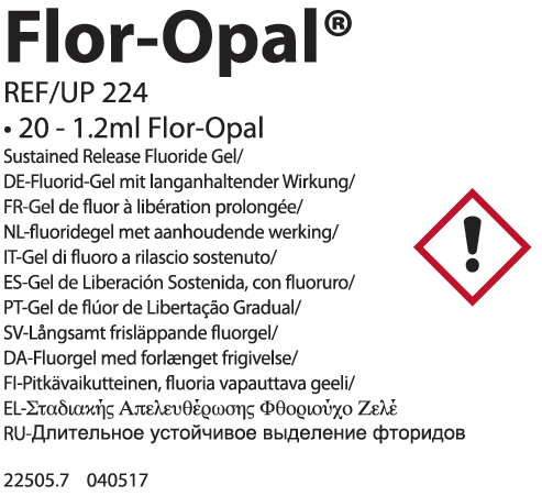 Flor-opal Sustained-release Fluoride (Sodium Fluoride) Gel [Ultradent Products, Inc]