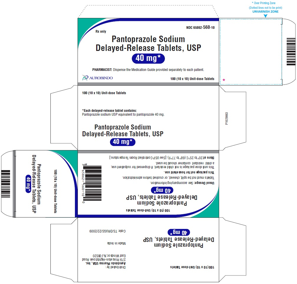 PACKAGE LABEL-PRINCIPAL DISPLAY PANEL - 40 mg Blister Carton (10 x 10 Unit-dose)