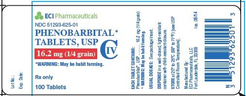 Phenobarbital Tablet [Eci Pharmaceuticals, Llc]
