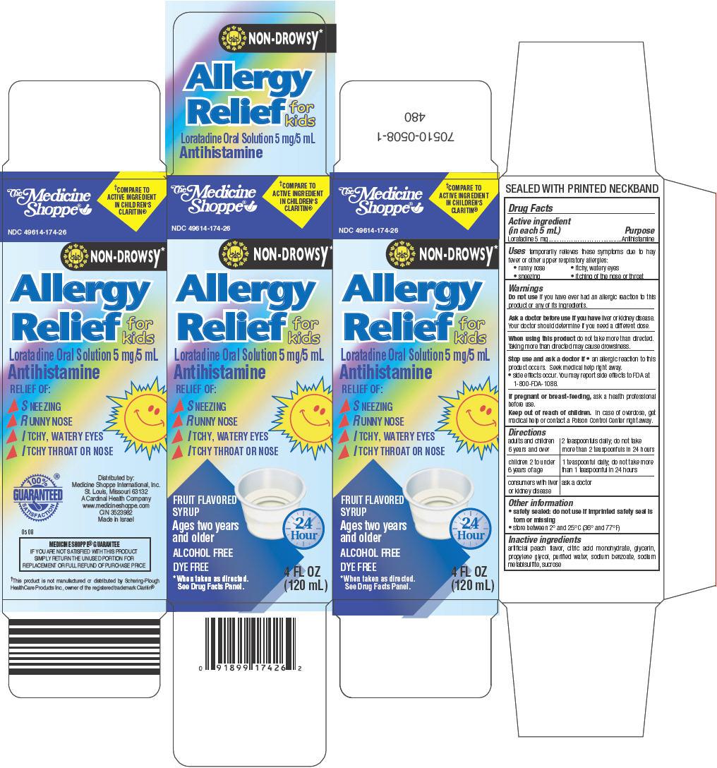 Allergy Relief (Loratadine) Solution [Medicine Shoppe International Inc]