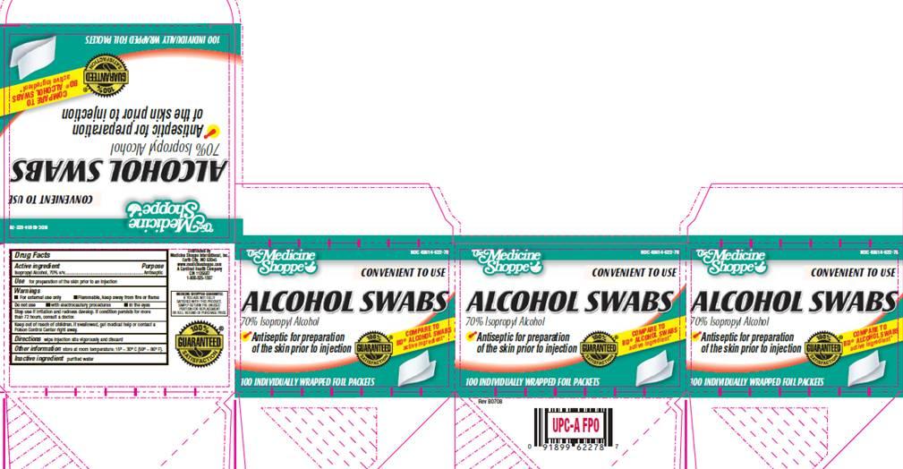 Alcohol Pad (Isopropyl Alcohol) Swab [Medicine Shoppe International Inc]