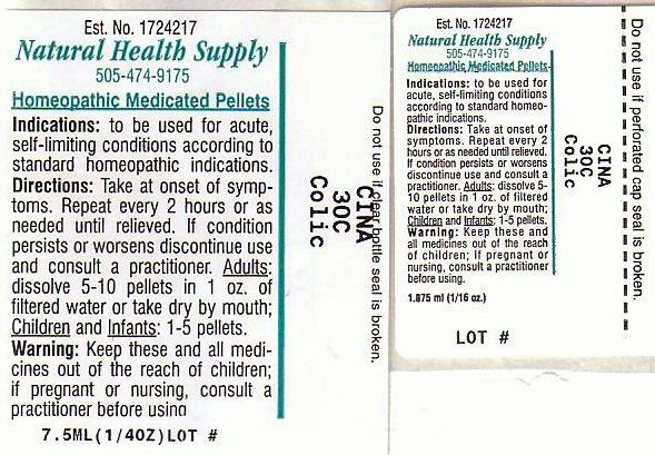 Colic Pellet [Natural Health Supply]