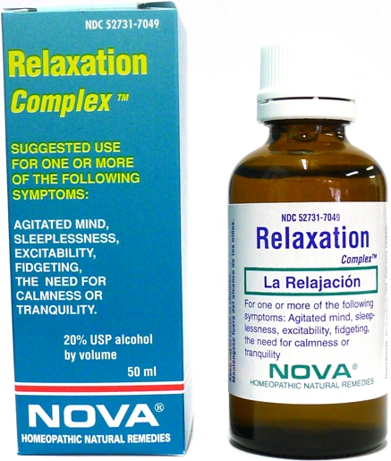 Relaxation Complex Product