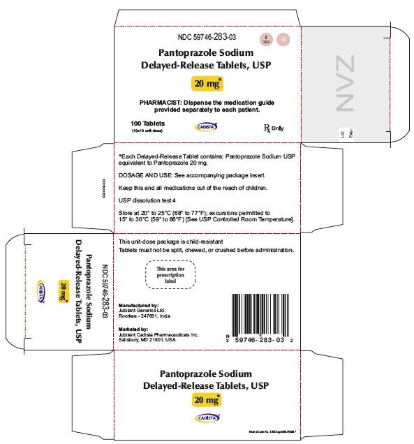 20 mg Blister Carton