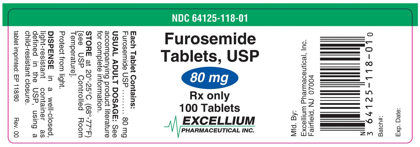 furosemide 80mg 100tabs