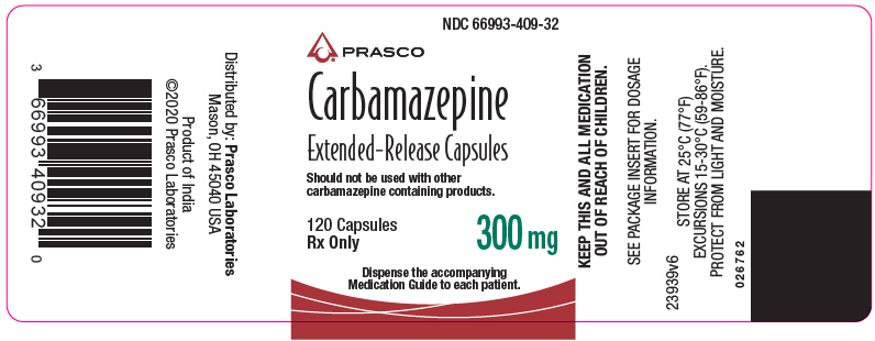 PRINCIPAL DISPLAY PANEL - 300 mg Capsule Bottle Label