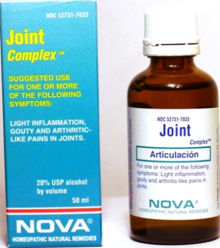 Joint Complex Product