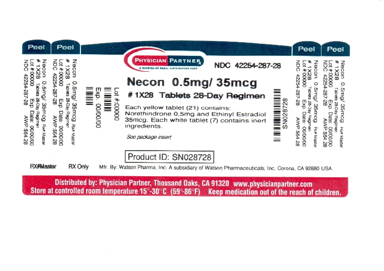 Necon 0.5mg/35mcg