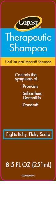 Therapeutic Plus (Coal Tar) Shampoo [Foodhold U.s.a., Llc]